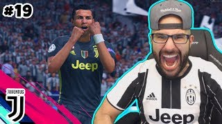 OMG RIP THE END! - FIFA 19 Career Mode JUVENTUS #19
