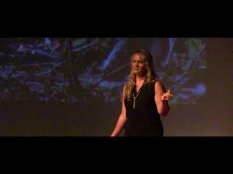 Conserving in the Virgin Islands is like peeling an onion | Nancy Woodfield Pascoe | TEDxTortola