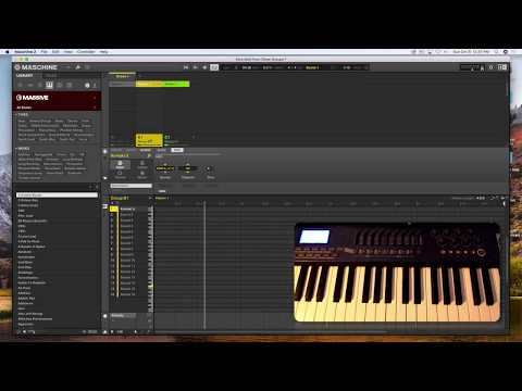 MASCHINE UPDATE 2.6.9 -  STACKING & LAYERING MIDI & LAYERING MIDI FROM DIFFERENT GROUPS