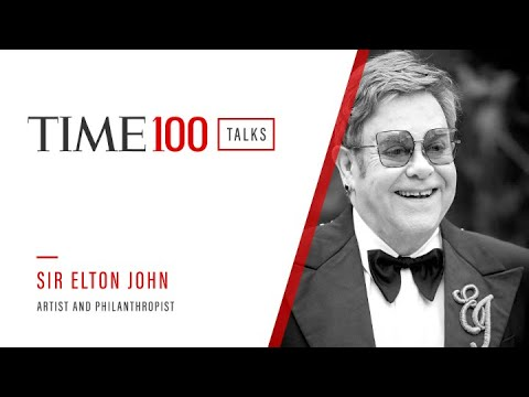 TIME100 Talks: Katie Couric Interviews Sir Elton John And David Furnish