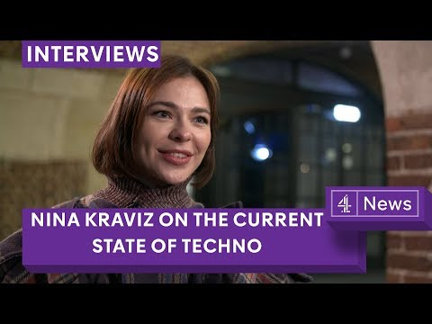 Nina Kraviz interview: the siberian artist reflects on the current state of techno