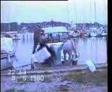 caida barco