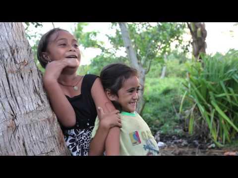 Samoa Upulu Vie dans un village / Samoa Upulu Life style in village