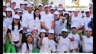 Wyndham Hotel Group Organised Dubai Beach Clean-up Operation