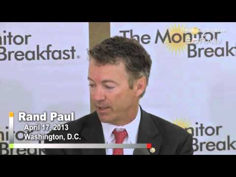 Rand Paul on Immigration Reform