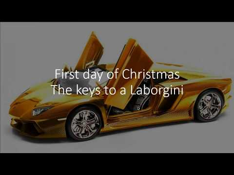 12 days of Christmas 21st version
