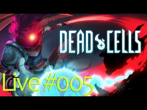 Dead Cells実況配信[1.5時間][1回はクリアしとこうね!][盾強いから頑張れ]