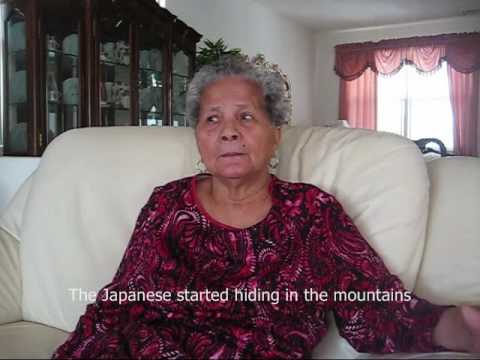 Lola's World War II in the Philippines