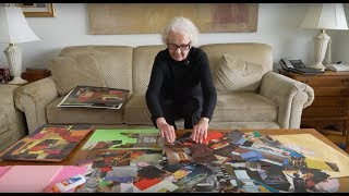 Studio Visit: Helga Roht Poznanski | Institute of Contemporary Art/Boston