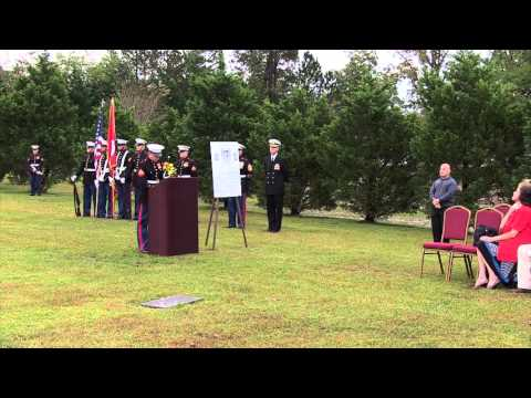 Sgt. Maj. Thomas J. McHugh Wreath Laying Ceremony