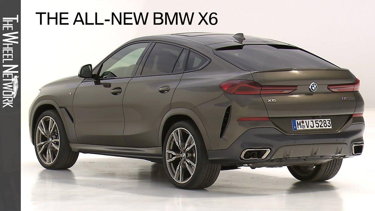 Bmw X6 2020 Exterior