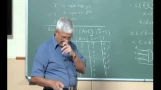Mod-01 Lec-06 Basic Boolean Circuits