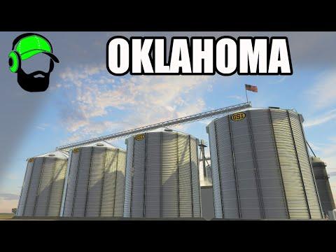 Farming Simulator 15 - Oklahoma - Good Morning