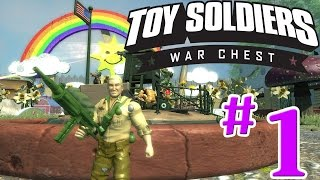 Toy Soldiers: War Chest - Part 1 - Let