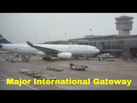 Washington D.C DULLES International Airport : Arrival Scenes at United Terminal