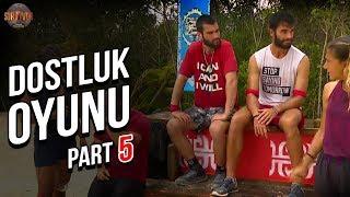 Dostluk Oyunu 5. Part   35. Bölüm   Survivor Türkiye - Yunanistan