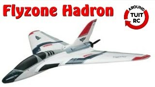 Flyzone Hadron Airplane Review and Flight