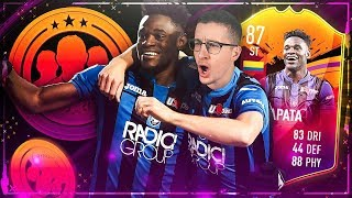 FIFA 19: ZAPATA HEADLINER SQUAD BUILDER BATTLE vs NOHANDGAMING🔥
