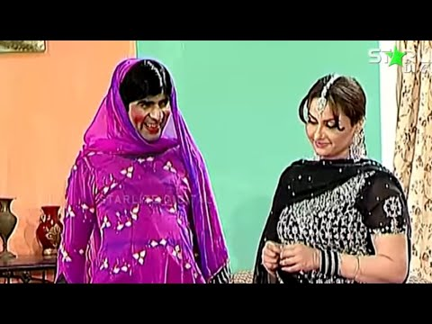 Hussan Meri Majbori Nargis New Pakistani Stage Drama Full Comedy Funny Play