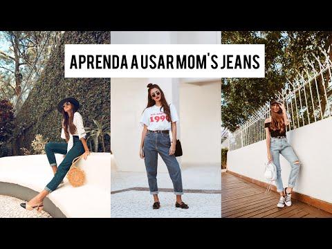 MOM JEANS: COMO USAR