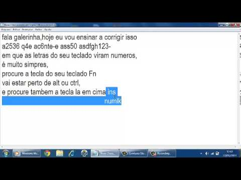 Corrigindo O Erro Do Tec3ad6 Youtube