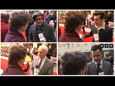 Into Film meets the stars at the Empire Awards!