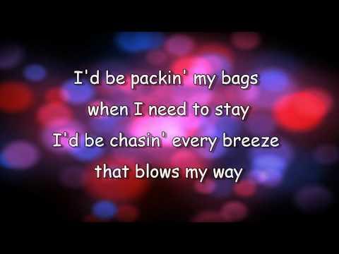 Me WIthout You - TobyMac (Lyrics)
