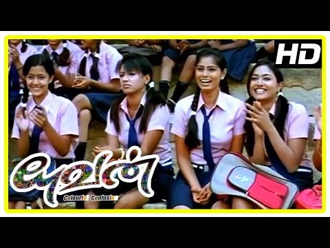 Yuvan Tamil movie | scenes | Students receive their hall tickets | Siddharth | Aishwarya
