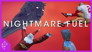 The best glitches of 2018: A year in nightmare fuel