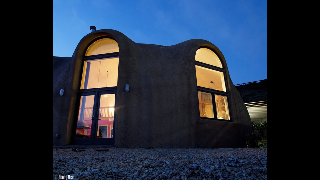 Construction Concrete Dome Home: The McWilliams' Monolithic Dome Home: Tragedy And Triumph