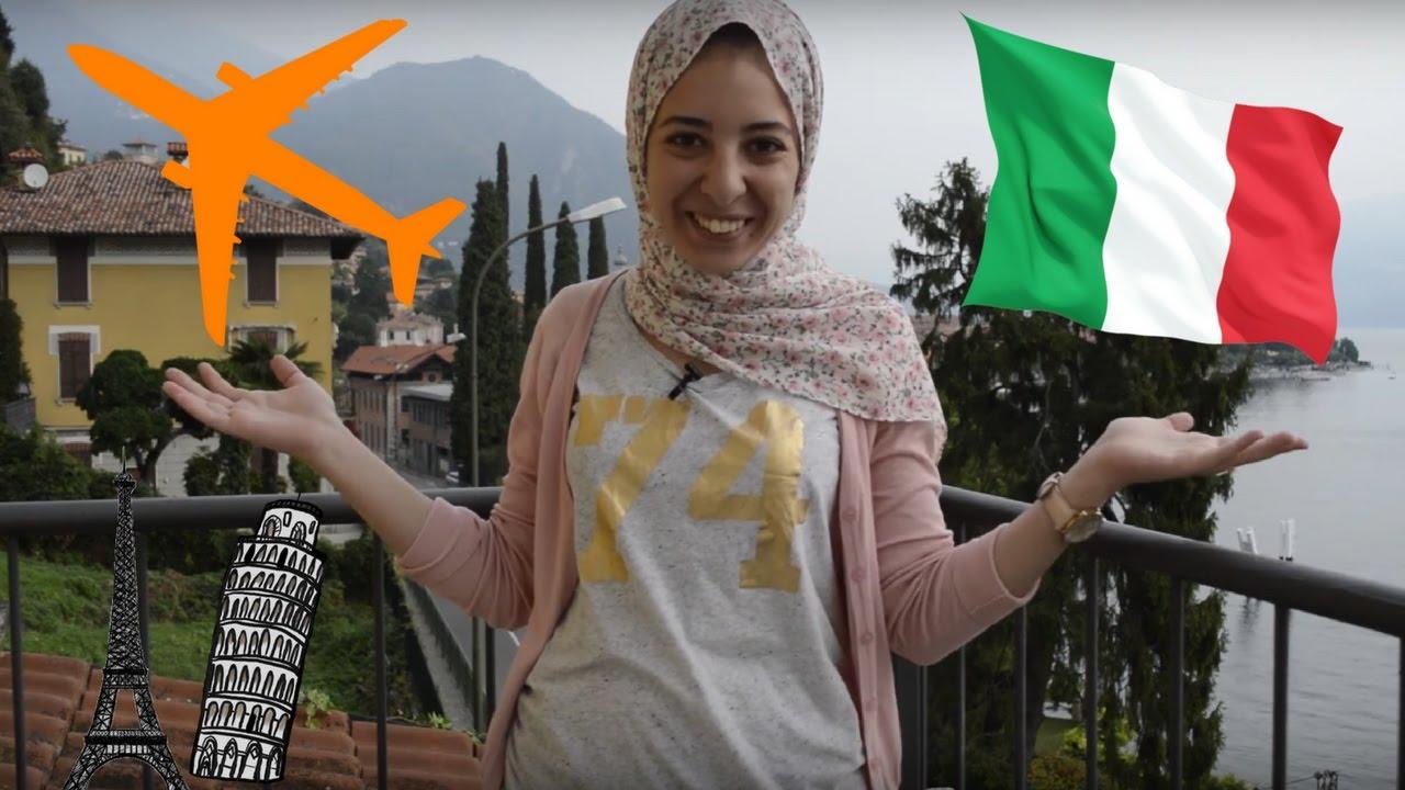 الاسبتالية  من إيطاليا - أزمة نفسية بسبب الجمال  !