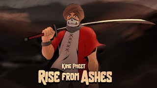 Rise from Ashes || King Pneet (Official Music video) || Musical Fauj || Latest Punjabi Song 2021 ||