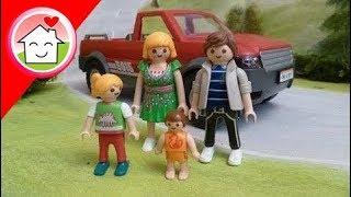 Playmobil Film Familie Hauser in den Ferien Folge 1 - Die Abreise zum Hotel family stories
