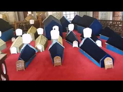 Прогулки по Стамбулу.Площадь СУЛТАНАХМЕТ.Усыпальница Ахмеда I , Голубая мечеть , АЙА СОФИЯ.