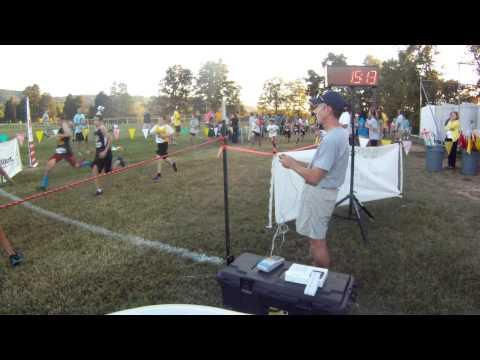 Johnson University MS Boys Race