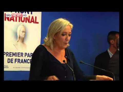 Eurosceptics make big gains in European parliament elections
