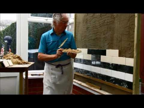 Wall Tiling: The Sand and Cement Method