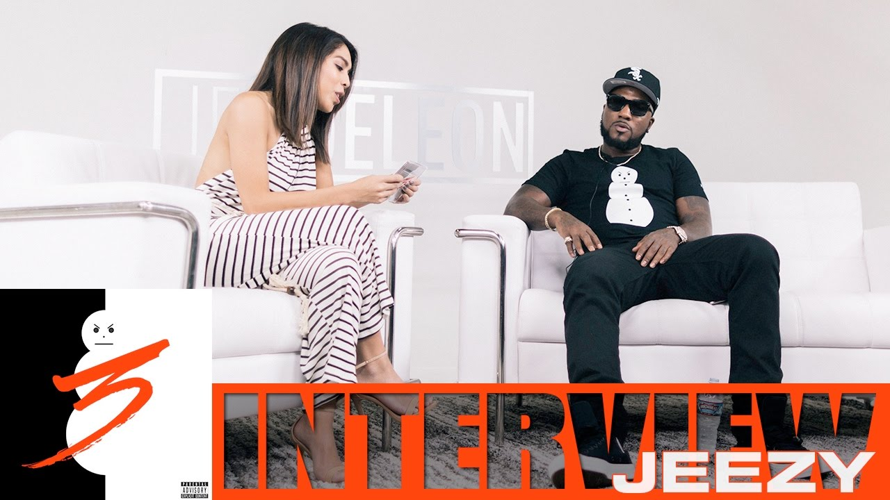 Download Jeezy Talks 'Trap or Die 3':  Success, Being Iconic Forever and More