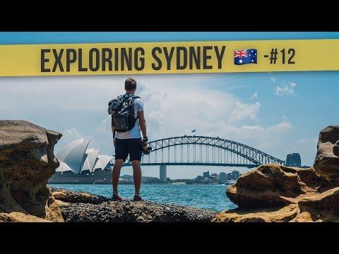 EXPLORING SYDNEY | 🇦🇺 Australia Daily Vlog #12