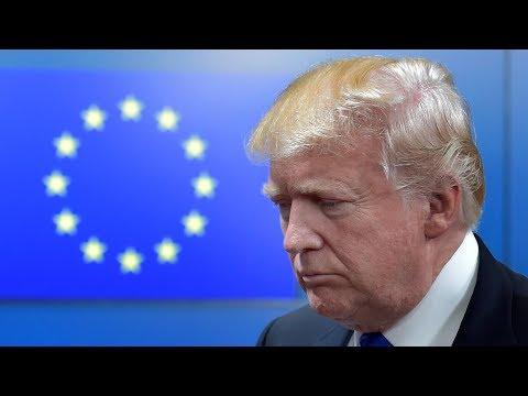 Trump Retaliation: EU Proposes Tariff of 25% on US Goods