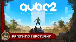 QUBE 2 Xbox One X Review - Everything A Sequel Should Be