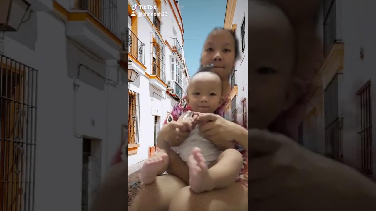 Baby tiktok - YouTube