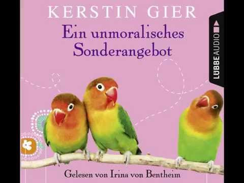 Ein unmoralisches Sonderangebot YouTube Hörbuch Trailer auf Deutsch