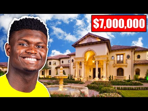 What NBA Players Bought With FIRST Check (Ft. Zion Williamson)