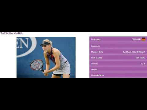 WTA Tennis - St  Petersburg Ladies Trophy 2018 - Russia - Who Is Players