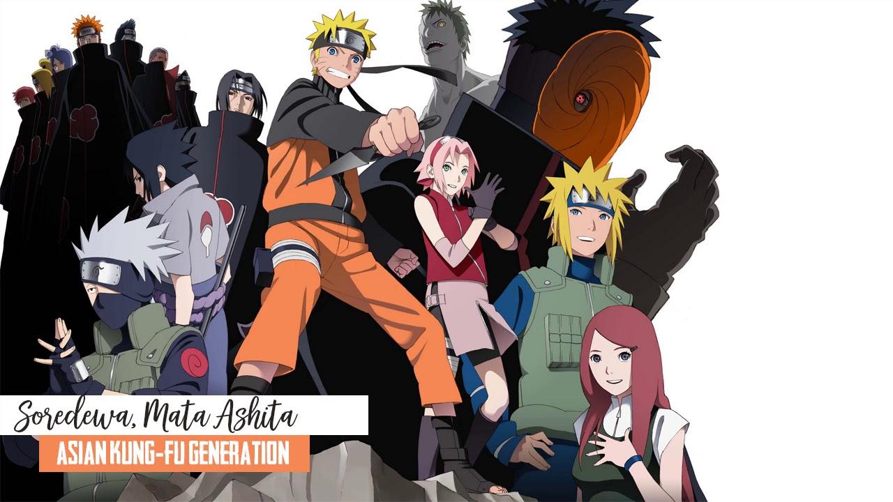 Download Road to Ninja: Naruto The Movie Ending Full『Soredewa, Mata Ashita - ASIAN KUNG-FU GENERATION』