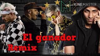Nicky Jam - El Ganador  Ft.bad Bunny,j.balvin Y Arcangel