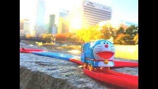 Trem de Brinquedo Micky Mouse Train visit Downtown Omaha, Nebraska 02053 pt