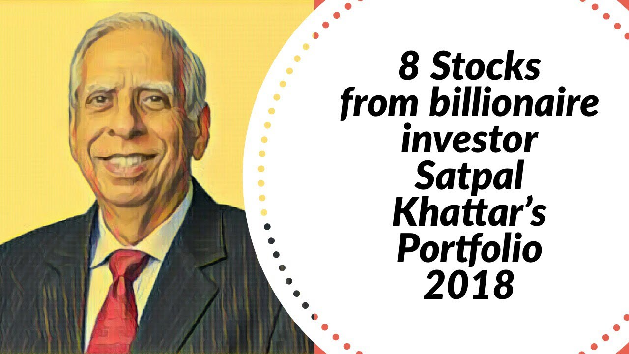 Satpal khattar investments for dummies opes capital investments plcmc