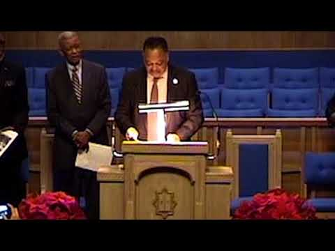 SCLC Cleveland Chapter Intro & Message